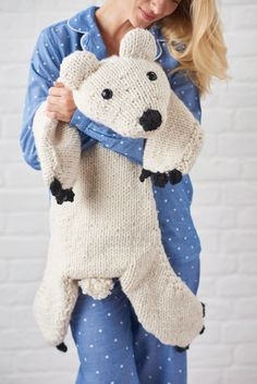 Knit a polar pal <3