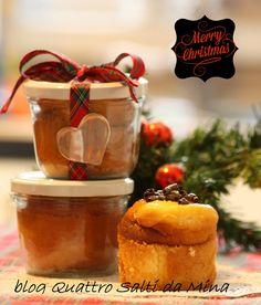 Mini cake in barattolo (idea regalo) La mini cake in barattolo è un'idea carina e originale da regalare a Natale. Ho trovato la ricetta sul web lo scorso a