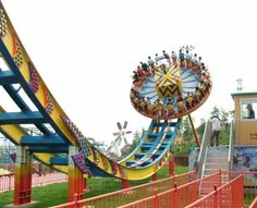 Buy disco amusement rides with the finest quality and the theme park rides  is the most popular