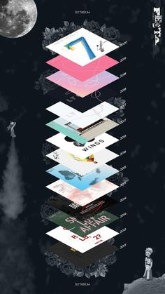Bts Wallpaper Lyrics, Cover Wallpaper, Bts Wings Wallpaper, Wallpaper Shelves, Purple Wallpaper Iphone, Galaxy Wallpaper, Lock Screen Wallpaper, Bts Poster, Wings Albums