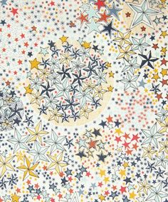 1940s inspired Liberty fabric                                                                                                                                                                                 More