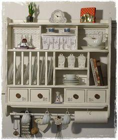 Diy Home Furniture, Refurbished Furniture, Upcycled Furniture, Vintage Furniture, Furniture Design, Primitive Kitchen Decor, Shabby Chic Kitchen Decor, Small Cabin Kitchens, Home Kitchens