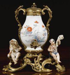 1745. Meissen Porcelain