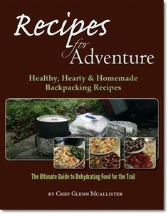 An entire website about how to make your own backpacking food including backpacking recipes and food dehydrating instructions.