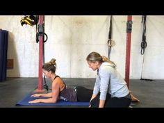 Episode 2: WOD Recovery Yoga Shoulders hosted by CrossFit Marin