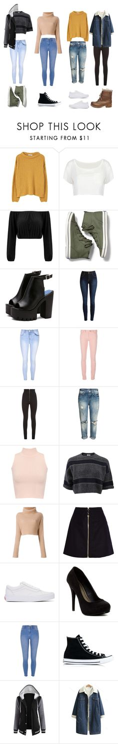 """0303"" by doglover43 ❤ liked on Polyvore featuring MANGO, Keds, Glamorous, Balenciaga, Balmain, WearAll, Brunello Cucinelli, Acne Studios, Vans and Michael Antonio"