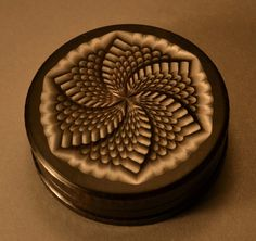 Puzzle Box------Afr. Blkwd.----Jon Sauer