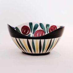 49 - Dame med øreringer - Stavangerflint Stavanger, Decorative Bowls, Color, Weighing Scale, Colour, Colors