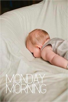 #monday morning