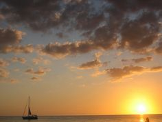 Sunset on Siesta Key