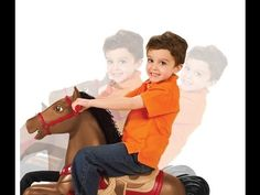 Radio Flyer Interactive Riding Horse - Review