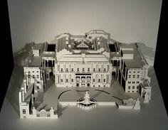 Ingrid-siliakus Palace in 40 Awesome Works of Art Made From Paper