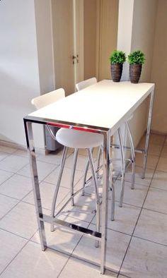 Utby Bar Table Stainless Steel Ikea For Dan S Desk