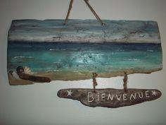 Plus de 1000 id es propos de brico bord de mer et bois for Applique murale bord de mer