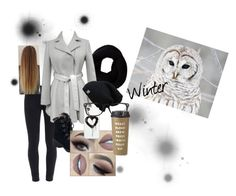 """""""Winter"""" by fear-faye on Polyvore featuring Paige Denim, Kensie, Khombu, Zero Gravity, Kate Spade and Ray-Ban"""