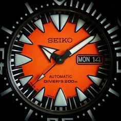 SEIKO DIVER 200 2nd Seiko Monster Generation Ref.SRP315J1 Cal.4R36