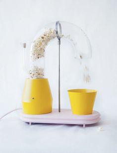Popcorn Monsoon by Jolene Cartier