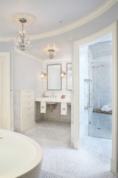 master bathroom suite traditional bathroom
