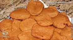 Las Tortitas de Calabaza, popularmente conocidas como Barriguitas de Vieja, son una verdadera delicia y tradición de Puerto Rico. ¡Aquí tienes la receta!