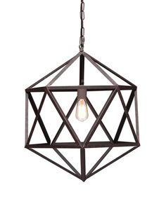 Industrial-Chic Lighting - Gilt Home