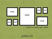 Gallery Wall Ideas - Bing Images