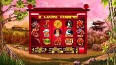"""Development of symbols, buttons, characters and interface for the game slot-machine """"8 Lucky Charms"""" http://artforgame.com/"""