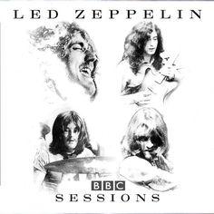 Led Zeppelin - BBC Sessions Atlantic 7567-83061-2 - Enregistré de mars à juin 1969 et le 1er avril 1971 - Sortie le 11 novembre 1997 Note: 9/10
