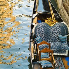 save that seat for me! :)  I wanna ride in a gondola
