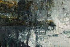 Euan MacLeod - Lyttelton landscape: figures 1 (1996)