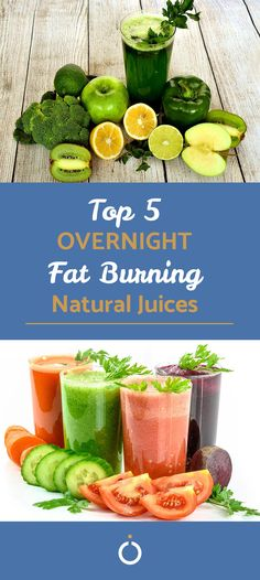 These juices are all natural and are a great way to improve your health. Not only that, you can do it in a passive way by drinking them overnight. Just make sure to brush your teeth before sleep. Weight Loss Drinks, Weight Loss Smoothies, Natural Juice, Healthy Nights, Vinegar Weight Loss, Food For Digestion, Reduce Appetite, How To Make Smoothies, Variety Of Fruits