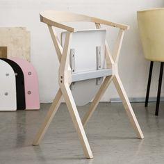B Chair by Konstantin Grcic for BD Barcelona Design