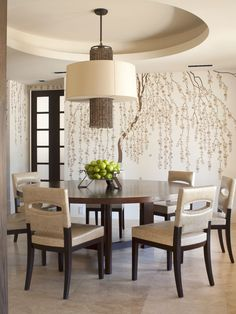 Contemporary Dining Room Design, Pictures, Remodel, Decor and Ideas - page 11