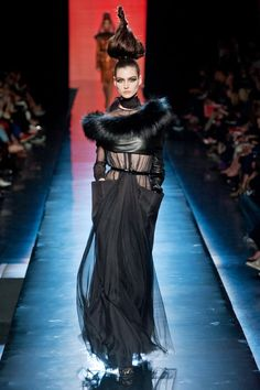 Jean Paul Gaultier - Fall 2013 Couture