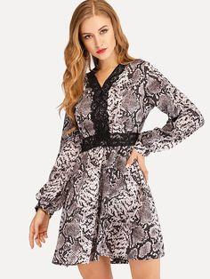 Fashion ImpriméeWoman Du Tableau Robe Images Meilleures 93 53qARLj4