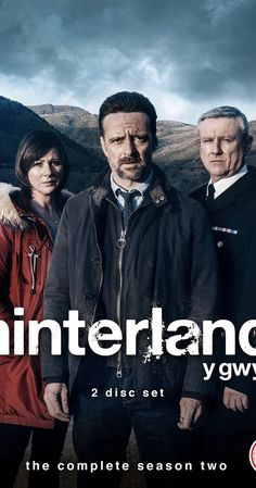 Another great find thanks to Acorn. Dark crime drama with a flawed detective (yes, another one) but good plots, the location and supporting cast save it.