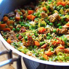 Bradepandekager - find de bedste opskrifter her - Madens Verden 20 Min, Kung Pao Chicken, Ethnic Recipes, Food, Essen, Meals, Yemek, Eten