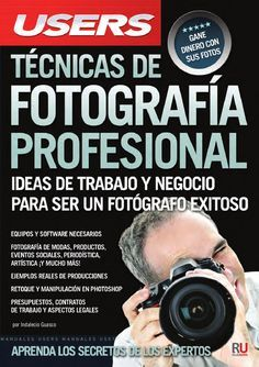 Técnicas de Fotografía Profesional