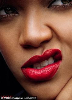 """Tough Love, """"Pop culture is changing,"""" says Rihanna. """"It's becoming more rock-'n'-roll."""" Rihanna by Annie Leibovitz for Vogue April 2011 Rihanna Vogue, Rihanna Riri, Rihanna Style, Rihanna Face, Rihanna Fashion, Beyonce, Cover Shoot, Annie Leibovitz Photography, Vogue Us"""