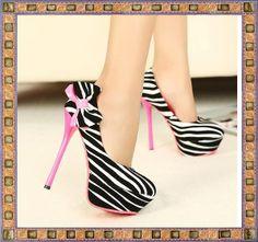 ... bow stiletto neon color block decoration single shoes platform shoes