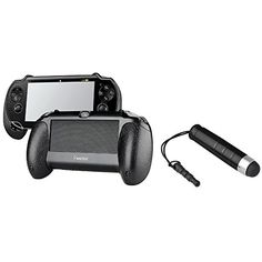 Best price on Everydaysource® Compatible With Sony PlayStation Vita - Black Hard plastic rubber coating Hand Grip + Black Stylus //   See details here: http://xboxgamesstores.com/product/everydaysource-compatible-with-sony-playstation-vita-black-hard-plastic-rubber-coating-hand-grip-black-stylus/ //  Truly a bargain for the inexpensive Everydaysource® Compatible With Sony PlayStation Vita - Black Hard plastic rubber coating Hand Grip + Black Stylus //  Check out at this low cost item, read…