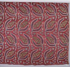 Brocade  Date:     16th century Geography:     Turkey, Bursa Culture:     Islamic Medium:     Silk and gold