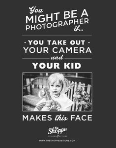 Another Big Dose of Shoppe Satire ~ Humor for Photographers!