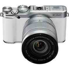 Fujifilm X-A2 Mirrorless Digital Camera with 16-50mm Lens