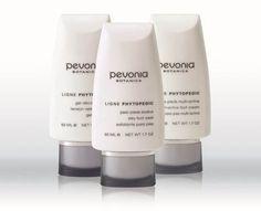 Pevonia Foot Line: Silky Foot Peel, Tension Relief Foot Gel, Multi-Active Foot Cream