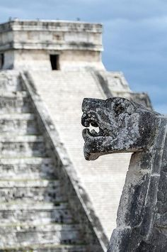 Chichen Itzá #Mexico archaeological site