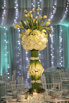 Contemporary Wedding Reception Ideas - MODwedding