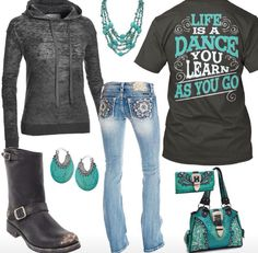 Perfect outfit :)