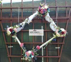 Rama cu flori #wedding #nunta #botez