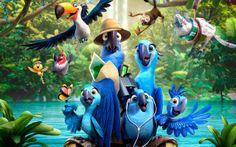 Animation Movie Quotes from Rio 2 Film Rio, Rio 2 Movie, Film D'animation, Film Movie, Film Disney, Disney Movies, Disney Pixar, Disney Characters, Disney Villains
