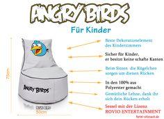 Heute haben wir den faulen #Freitag . Und wie Sie diesen Tag verbringen. Was denken Sie über unseren #Sessel .Wir haben viele #Informationen , lesen Sie und #kaufen . #Angry #Birds  www.furini-sitzsack.de